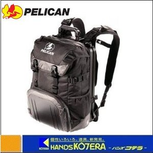 【PELICAN ペリカン】S100 黒 バックパック 470×330×254 [S100BK]|handskotera