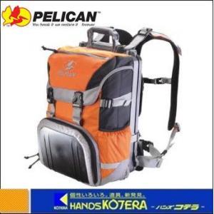 【PELICAN ペリカン】 S100 オレンジ バックパック 470×330×254 [S100OR]|handskotera