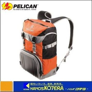 【PELICAN ペリカン】 バックパック S145 オレンジ 483×318×203 S145OR|handskotera