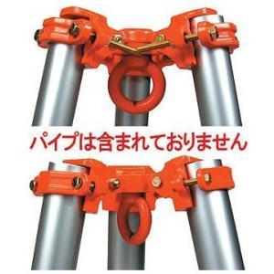 【在庫あり】【TACOMAN タコマン】 普及型三脚ヘッド TS-20 カムバックル|handskotera|02