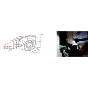 【HITACHI 日立工機】 コードレスヘッドライト UB18DKL 本体のみ (アダプタ・電池・充電器別売)|handskotera|04