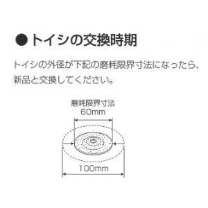 【在庫あり】【HiKOKI 工機ホールディングス】電気ディスクグラインダ 100mm径 XP2000 ゴールド 100V仕様 最大960W(G10SP4同等品)|handskotera|04