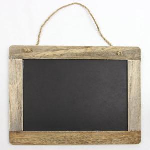 ハンギング ブラックボード 黒板 11980 (1876120)  送料別 通常配送|handsman