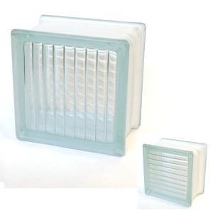 ガラスブロック パラレル (約)145×145×95mm  (2173417) 送料別 通常配送|handsman