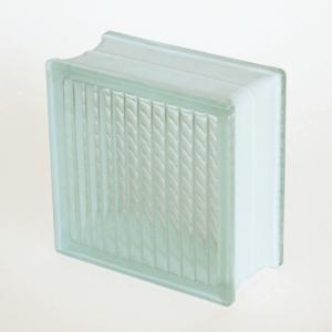 ガラスブロック パラレル (約)190×190×95mm (2173450) 送料別 通常配送 handsman