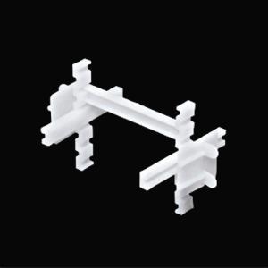 ガラスブロックスペーサー 厚さ95mm用 (建材) (2173476)  送料別 通常配送|handsman