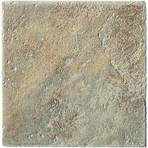 サイム磁器タイル (屋内床OK) ガラパゴス グリーン 15 15×15cm 46枚入 7030 (2177200) 陶器タイル  送料別 通常配送|handsman
