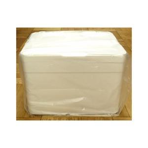発泡スチロール クーラーボックス 保冷ボックス / 発泡スチロール容器 B-35 約21L 2368161 取寄せ商品 送料別 通常配送 / 発泡ケース 箱|handsman