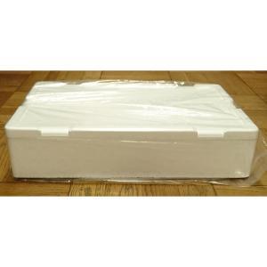 発泡スチロール クーラーボックス 保冷ボックス / 発泡スチロール容器 T-12 約8L 2375478 取寄せ商品 送料別 通常配送 / 発泡ケース 箱|handsman