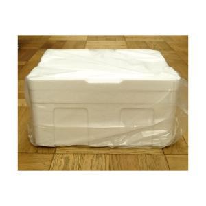 発泡スチロール クーラーボックス 保冷ボックス / 発泡スチロール容器 T-20 約14L 2375494 取寄せ商品 送料別 通常配送 / 発泡ケース 箱|handsman