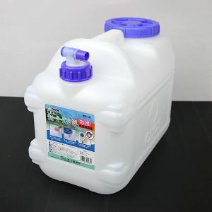 ワイドキャップだから中を洗浄しやすい 足付きだからコック使用時も安定 エア抜き栓付きだから出る水の量...