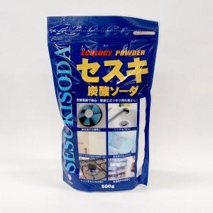 セスキ炭酸ソーダ 500g K-2379 (2866994)  送料別 通常配送|handsman