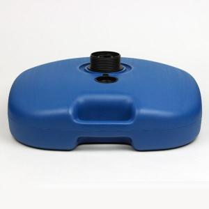 パラソルスタンド ブルー BL 19L  パラソルベース (2912813)  送料別 通常配送(122k3)|handsman