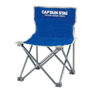 キャプテンスタッグ パレットコンパクトチェアミニ M−3916 ブルー (2917947)  送料別 通常配送|handsman