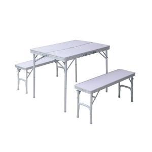 キャンパーズコレクション テーブルベンチセット HT BS−4 (2937875)  送料別 通常配送|handsman