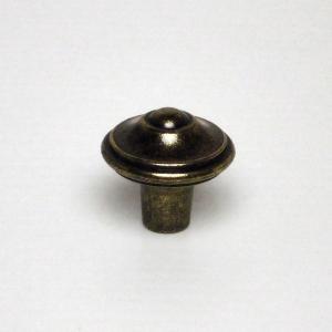 金属製ツマミ 1701-31ZN10 直径:約31mm 家具 取っ手 (3059910) 【送料別】【通常配送】|handsman