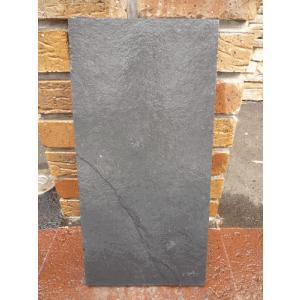 ステップストーン / 天然石 敷石 TORVALE ブラック 中 約 560mm×275mm 3219550 送料別見積 大型・割れ物|handsman