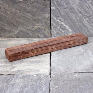 リアル!軽量コンクリート製 枕木 「ガーデン」 縁石(フチイシ) 大 ブラウン (3221830) 【送料別】【通常配送】 handsman