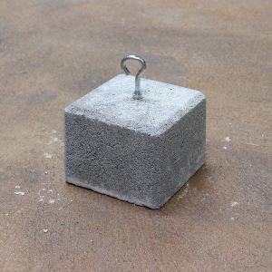 取り外し可能フック付土台 万能ウエイト5.6kg (3223000)  送料別 通常配送|handsman