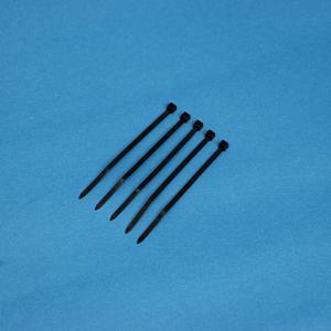 ケーブルタイ 結束バンド 幅:2.5mm×長さ:80mm 100本入 TSL 80M 黒 (3730182)  送料別 通常配送|handsman