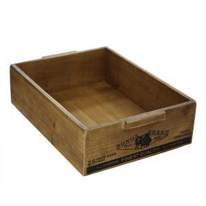 木箱 ウッドボックス / DULTON ウッドスタッキングボックスA CH14-H518NT 4808916 取寄せ商品 送料別 通常配送 / アンティークボックス ボックス 木製 箱 小物|handsman