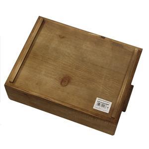 木箱 ウッドボックス / DULTON ウッドスタッキングボックスA CH14-H518NT 4808916 取寄せ商品 送料別 通常配送 / アンティークボックス ボックス 木製 箱 小物 handsman 03