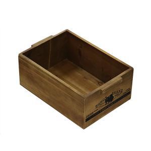 木箱 ウッドボックス / DULTON ウッドスタッキングボックスB CH14-H519NT 4808924 取寄せ商品 送料別 通常配送 / アンティークボックス ボックス 木製 箱 小物|handsman