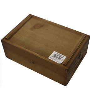 木箱 ウッドボックス / DULTON ウッデン ストッカー ボックス CH14-H500NT 4808983 取寄せ商品 送料別 通常配送 / アンティークボックス 木製 箱 収納 小物|handsman|03