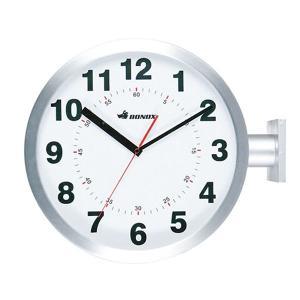 ダルトン ダブルフェイス ウォールクロック S82429SV シルバ− 両面壁掛け時計 4956222 取寄せ商品 送料別 通常配送|handsman