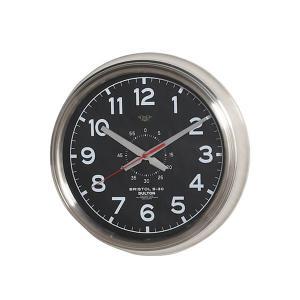 ダルトン ウォールクロック ブリストル BRISTOL S-30 ブラック 壁掛け時計 4956265 取寄せ商品 送料別 通常配送|handsman