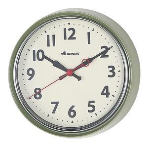 ダルトン ウォールクロック S426-207 サージグリーン 壁掛け時計 4956290 取寄せ商品 送料別 通常配送|handsman