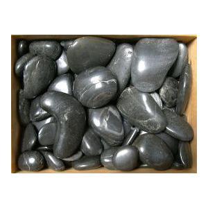リバーストーン ブラック 約2.5kg (5029023) 【送料別】【通常配送】|handsman