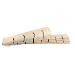 木製標本箱大用の仕切り 45マス (登録名:オリジナル標本箱仕切り大用細目) (5169763)  送料別 通常配送|handsman