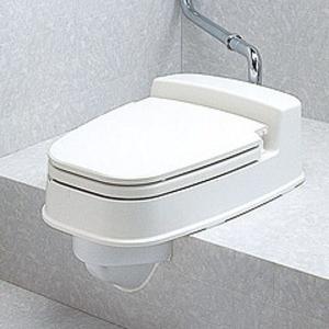 山崎リフォームトイレ P型  両用式  IV(アイボリー) (549908) 【取寄せ商品】【送料別】【通常配送】|handsman
