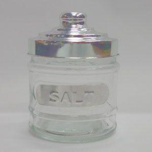 ガラス キャニスター SALT 11 高さ:約11cm (5754933)  送料別 通常配送|handsman