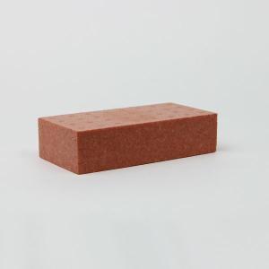 スチロールブロック レンガ / 発泡スチロール ブロック K-レンガ ブラウン サイズ:200×100×50mm 6147356 送料別 通常配送(85k15) / レンガブロック|handsman