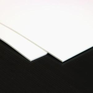 ソフトボード(旧:ライオンボード) 白 厚み:2mm×幅:920mm×長さ:1,830mm 6181791 送料別 通常配送 / コスプレ 素材|handsman