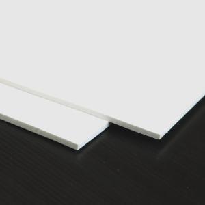 ソフトボード(旧:ライオンボード) 白 厚み:5mm×幅:920mm×長さ:1,830mm 6181813 送料別 通常配送 / コスプレ 素材|handsman