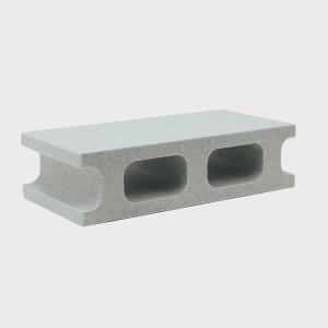 スチロールブロック レンガ / 発泡スチロール ブロック K-ブロック 小 グレー サイズ:260×127×67mm 【mono】 6195512 送料別 通常配送 / レンガブロック|handsman