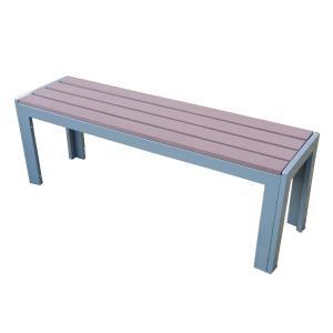 人工木ガーデンベンチ AKJB-1230 (6251226) 送料別見積 大型・割れ物【取寄せ商品】|handsman