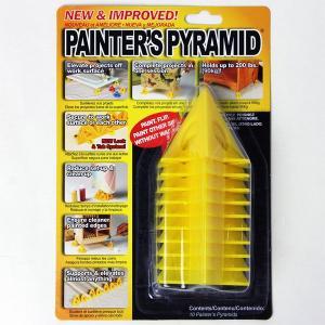 ペインターズピラミッド 1257 イエロー 10個入 (6443753) 【送料別】【通常配送】|handsman