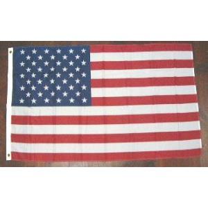 国旗 アメリカ 大サイズ 90cm×150cm (6662226)  送料別 通常配送 handsman