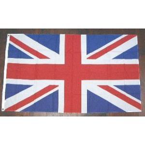 国旗 イギリス 大サイズ 90cm×150cm (6662250)  送料別 通常配送 handsman
