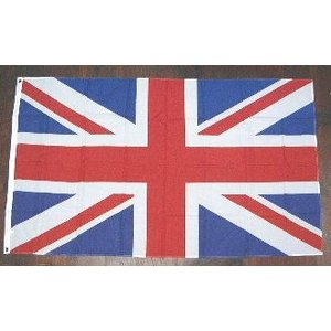 国旗 イギリス 中サイズ 60cm×90cm (6662269)  送料別 通常配送 handsman
