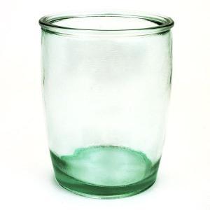 歯ブラシ立て ガラス 容器 / エコガラスバスルームグラス 歯ブラシスタンド 2210 6805302 送料別 通常配送|handsman