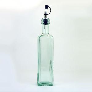 エコガラス オイル&ビネガーボトル 大 容量:約400cc 5990−3(6805515) 【送料別】【通常配送】|handsman