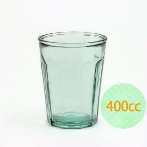 ガラスコップ ガラス コップ リサイクルガラス / エコガラスコップ 400cc CASUAL 2231 6851479 送料別 通常配送|handsman