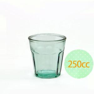 エコガラスコップ 250cc CASUAL 2232 (6851495) 【送料別】【通常配送】|handsman