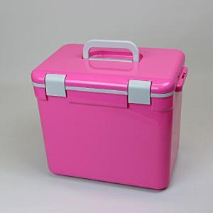 SHINWA ワイルドバードクーラーBOX ピンク 26L (pink) (行楽) (6874835)  送料別 通常配送|handsman