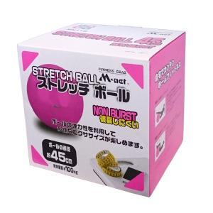 ライテックストレッチボール 45CM P MN119 (6881807)  取寄せ商品 送料別 通常配送|handsman